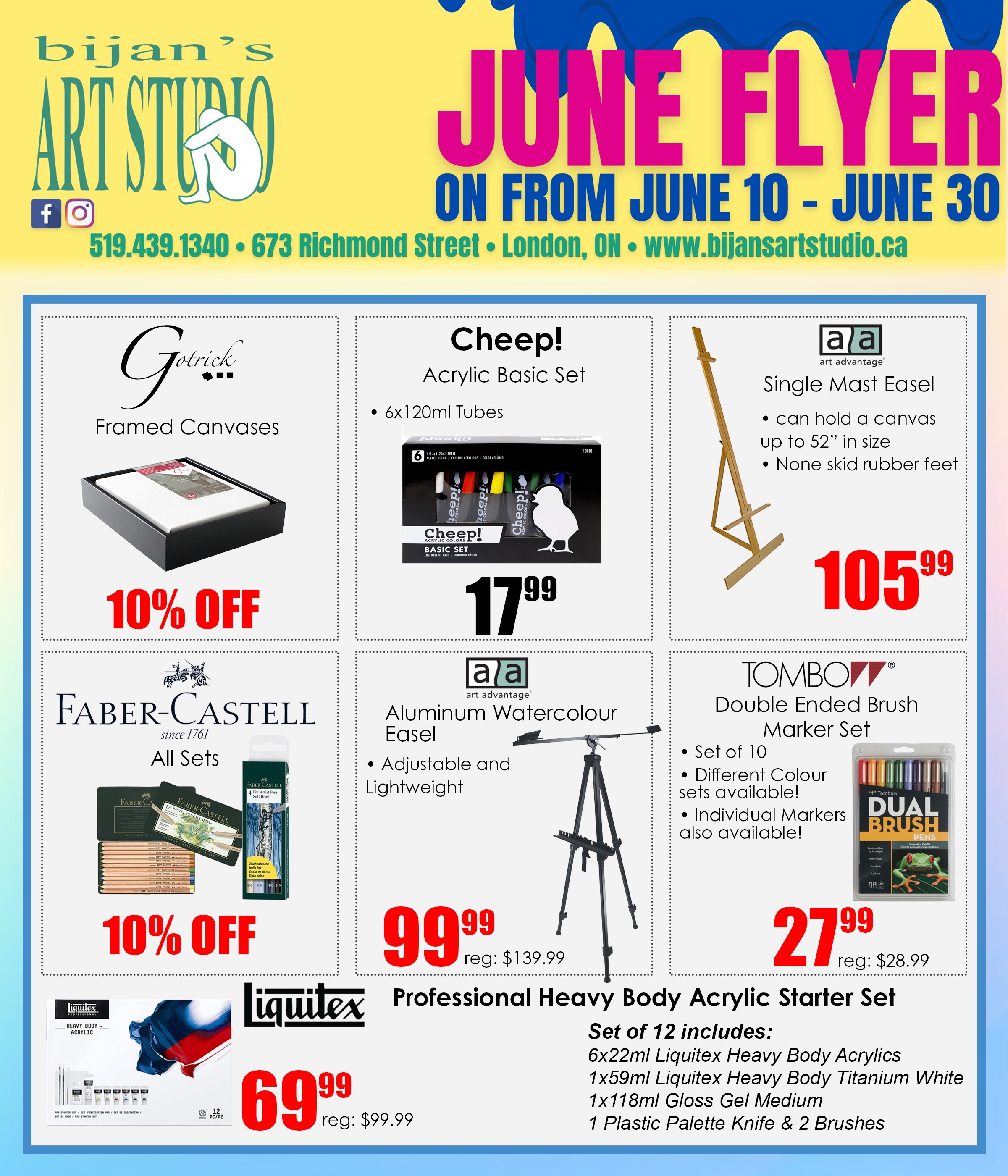 June Flyer page 1
